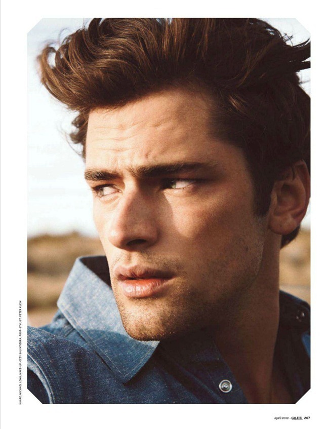 GQ GERMANY Sean O'Pry in Paris Texas by Dan Martensen. April 2012, www.imageamplified.com, Image Amplified (2)