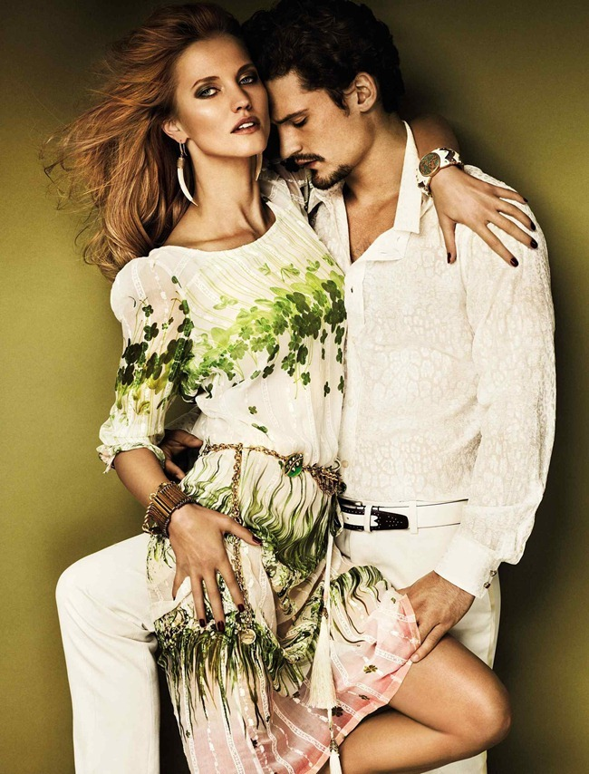 CAMPAIGN Sam Webb for Cavalli Class Spring 2012. www.imageamplified.com, Image Amplified (1)
