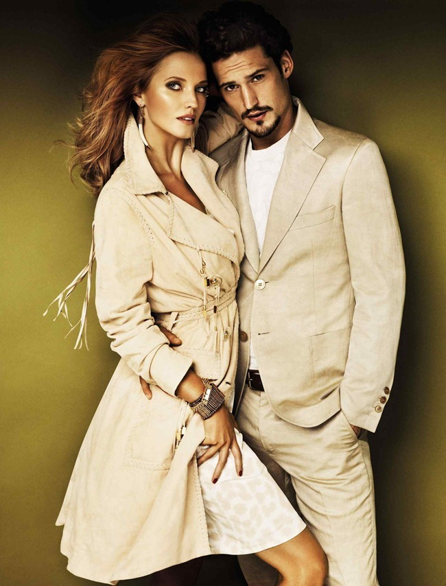 CAMPAIGN Sam Webb for Cavalli Class Spring 2012. www.imageamplified.com, Image Amplified (2)