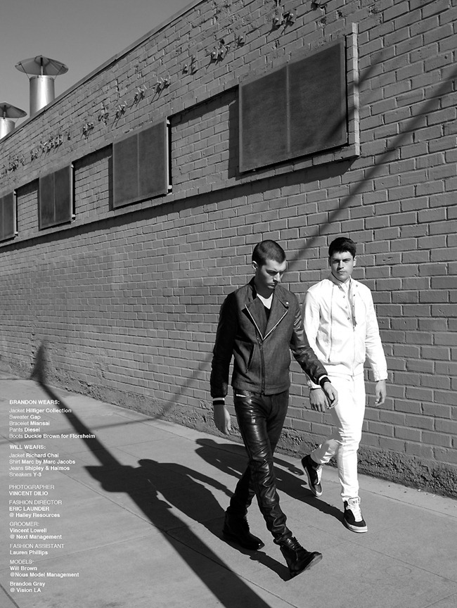 INSTINCT MAGAZINE Will Brown & Brandon Gray in Escape from L.A. by Vincent Dilio. April 2012, Eric Launder, www.imageamplified.com, Image Amplified (4)