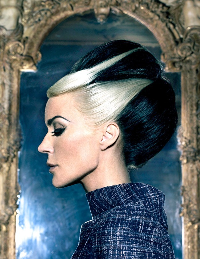 TATLER HONG KONG- Daphne Guinness by Markus   Indrani. GK Reid, www.imageamplified.com, Image Amplified