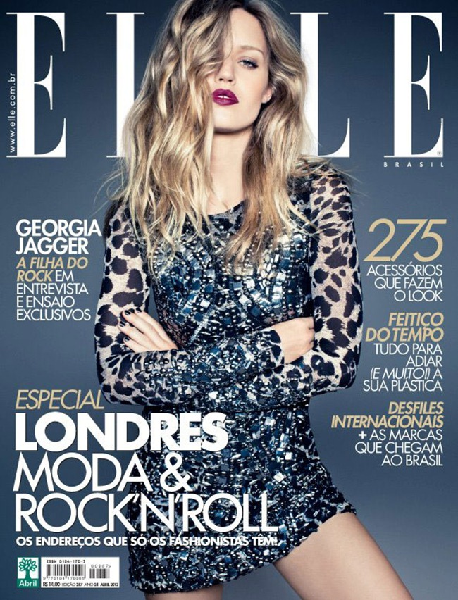 ELLE BRAZIL Georgia May Jagger by jacques Dequeker. Juliana Maia, April 2012, www.imageamplified.com, Image Amplified (5)