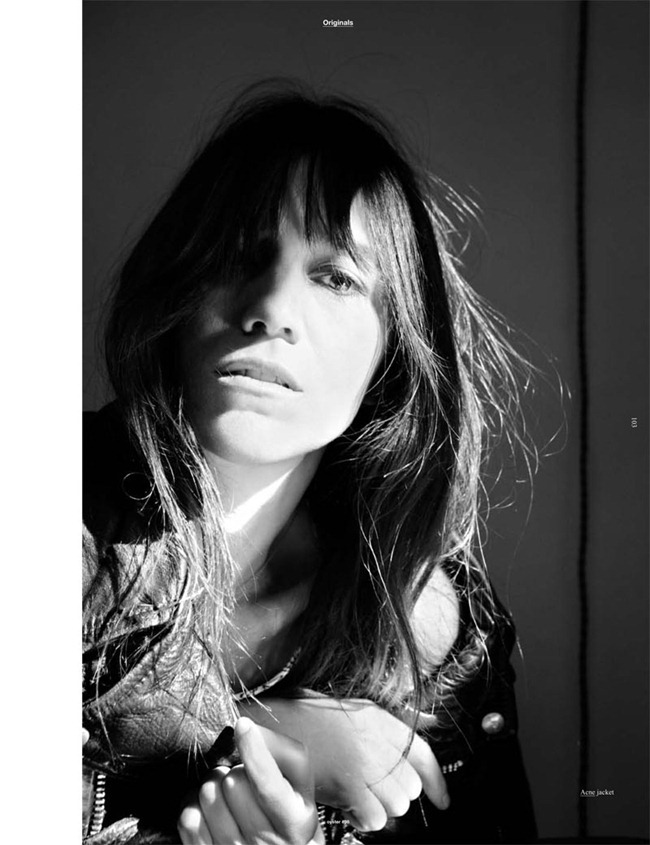 OYSTER MAGAZINE Charlotte Gainsbourg by Will Davidson. Stevie Dance, www.imageamplified.com, Image Amplified (5)