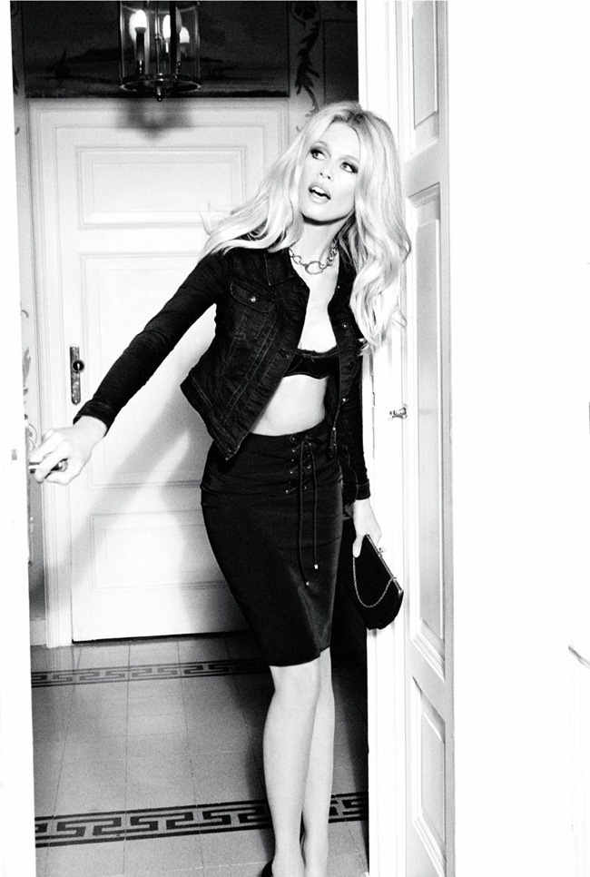 CAMPAIGN Claudia Schiffer for Guess 30th Anniversary by Ellen von Unwerth. www.imageamplified.com, Image Amplified (19)