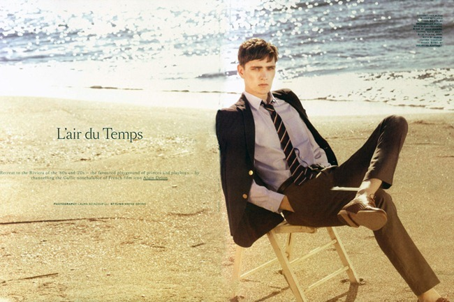 GQ STYLE AUSTRALIA Yannick Abrath by Laura Sciacovelli. Spring 2012, www.imageamplified.com, Image Amplified (5)