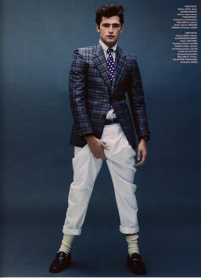 GQ GERMANY- Sean O'Pry in Zeitreise by Alexei Hay. Summer 2012, www.imageamplified.com, Image Amplified (3)