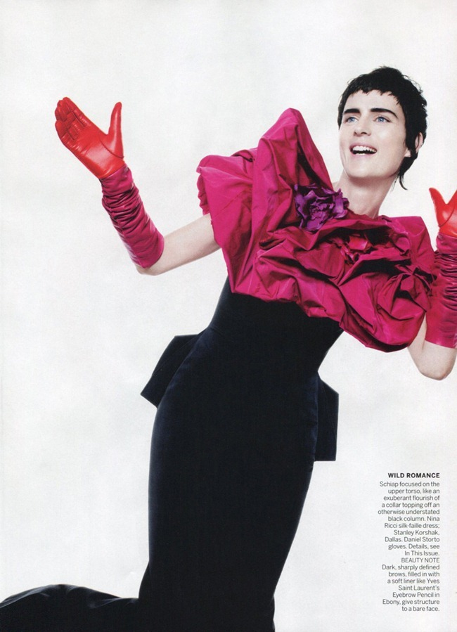 VOGUE MAGAZINE Stella Tennant in Shock Value by David Sims. Camilla Nickerson, May 2012, www.imageamplified.com, Image Amplified (6)