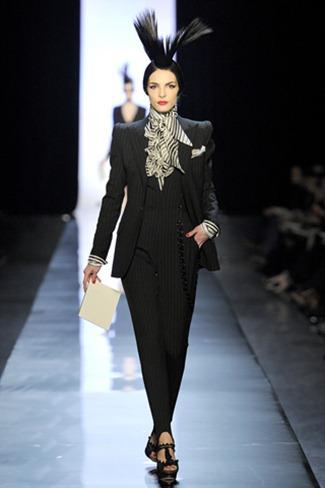 WE ♥ JEAN PAUL GAULTIER Jean Paul Gaultier Spring 2011 Couture. www.imageamplified.com, Image Amplified (16)