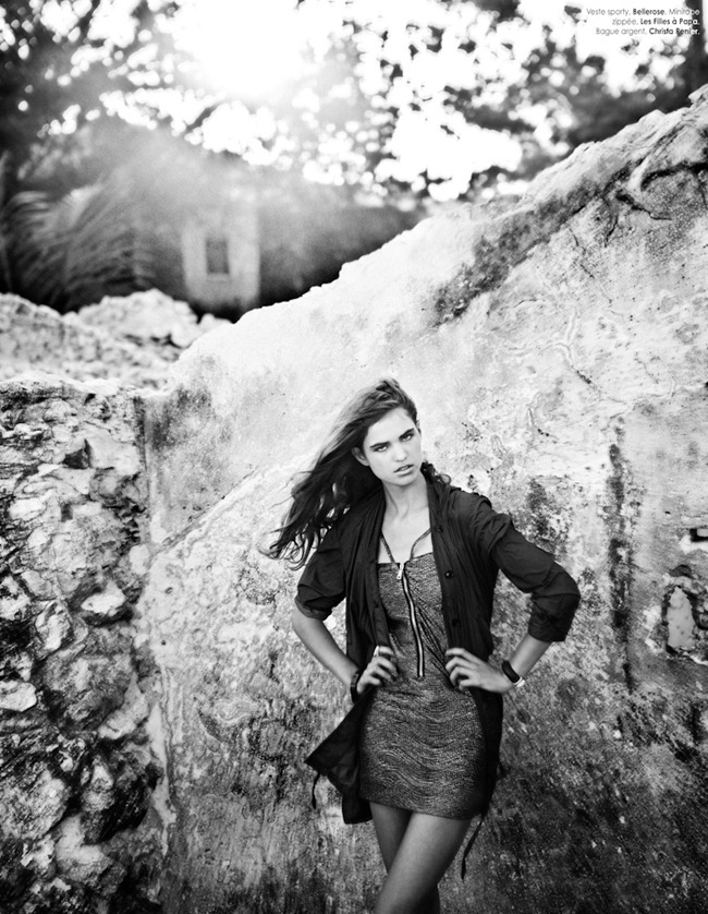 ELLE BELGIUM- Robin Hölzken by Hicham Riad. Anne Rabeux, May 2012, www.imageamplified.com, Image Amplified (11)