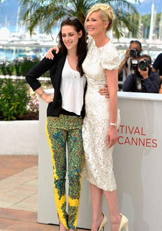 CANNES FILM FESTIVAL COVERAGE- On the Road Cast Photocall, Press Conference & Red Carpet Coverage 2012. www.imageamplified.com, Image Amplified