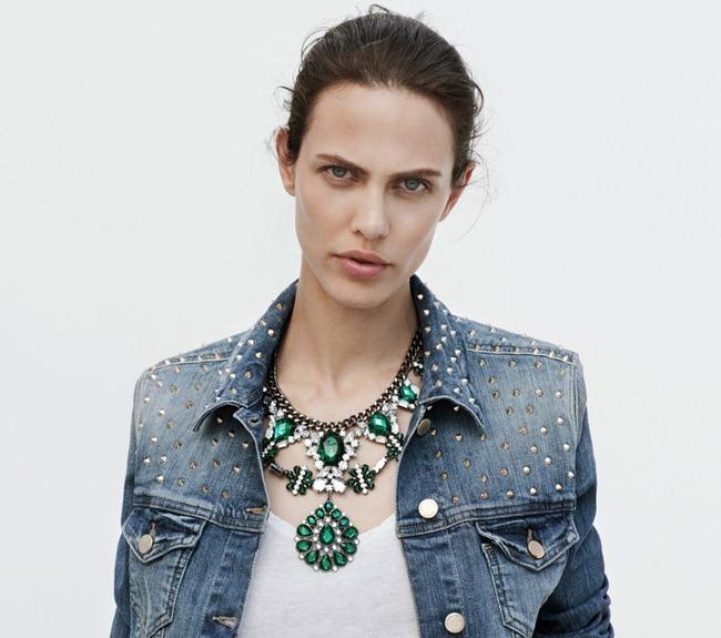 LOOKBOOK Aymeline Valade for Zara June 2012. www.imageamplified.com, Image Amplified (5)