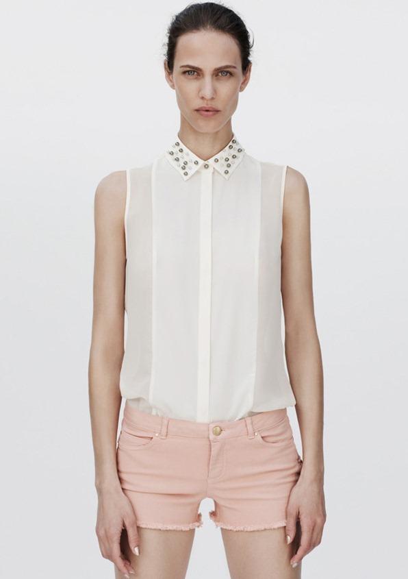 LOOKBOOK Aymeline Valade for Zara June 2012. www.imageamplified.com, Image Amplified (8)