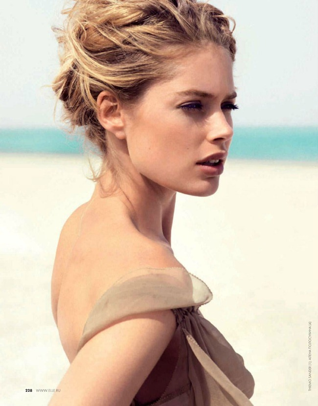 ELLE RUSSIA Doutzen Kroes by Thiemo Sander. Claire Sibille, June 2012, www.imageamplified.com, Image Amplified (9)