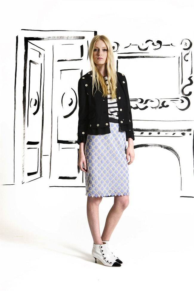 RESORT COLLECTIONS: Moschino Cheap and Chic Resort 2013 ...