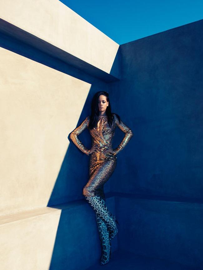 HARPER'S BAZAAR MAGAZINE Rihanna by Camilla Akrans. August 2012, www.imageamplified.com, Image Amplified (4)