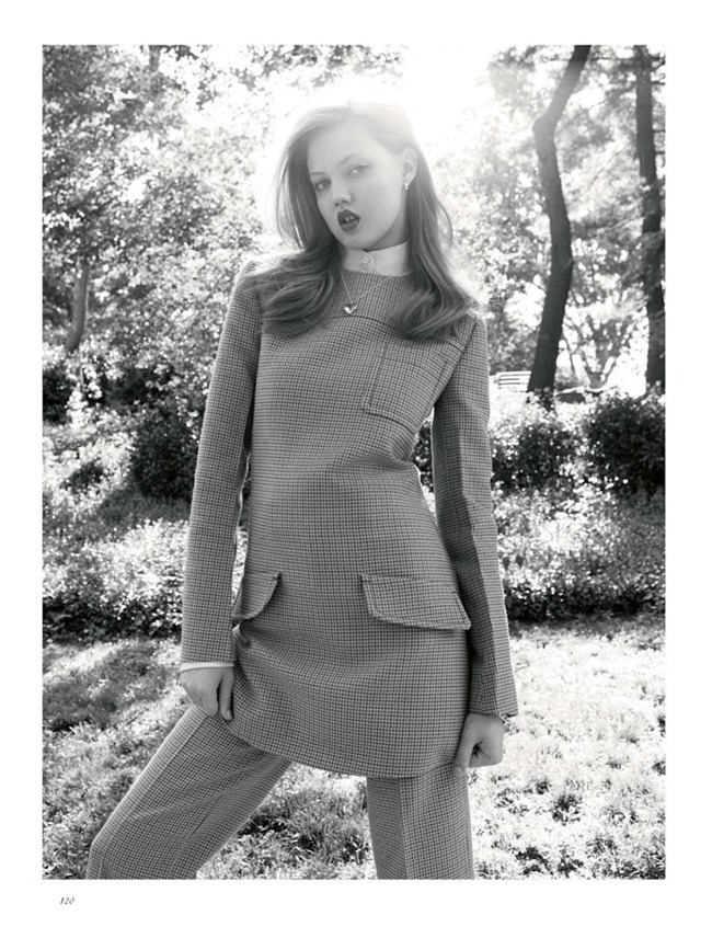 VOGUE UK Lindsey Wixson in Daydream Believer by Terry Richardson. Francesca Burns, August 2012, www.imageamplified.com, Image Amplified (2)