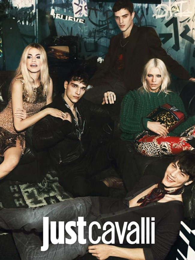 CAMPAIGN Just Cavalli Fall 2012 by Giampaolo Sgura. www.imageamplified.com, Image Amplified
