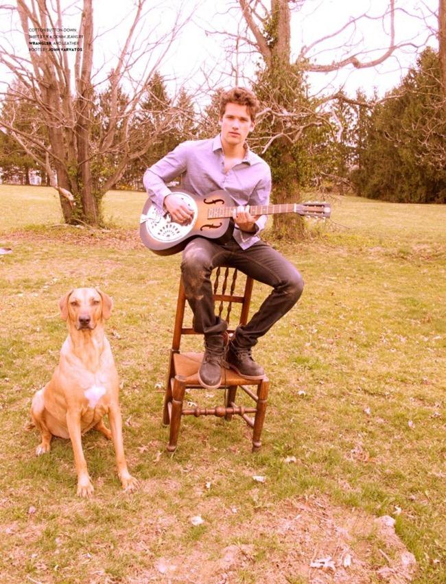 FLAUNT MAGAZINE Arthur Sales, River viiperi & Justin Hopwood by Rachel Bank. www.imageamplified.com, Image Amplified (5)