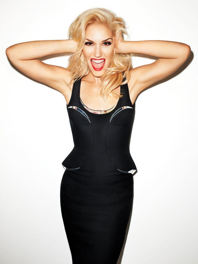 HARPER'S BAZAAR MAGAZIEN Gwen Stefani by Terry Richardson. September 2012, www.imageamplified.com, Image Amplified (1)