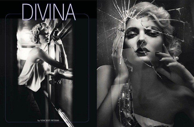 VOGUE ITALIA Sophie Sumner in Divina by Vincent Peters. Valentina Serra, August 2012, www.imageamplified.com, Image Amplified (3)
