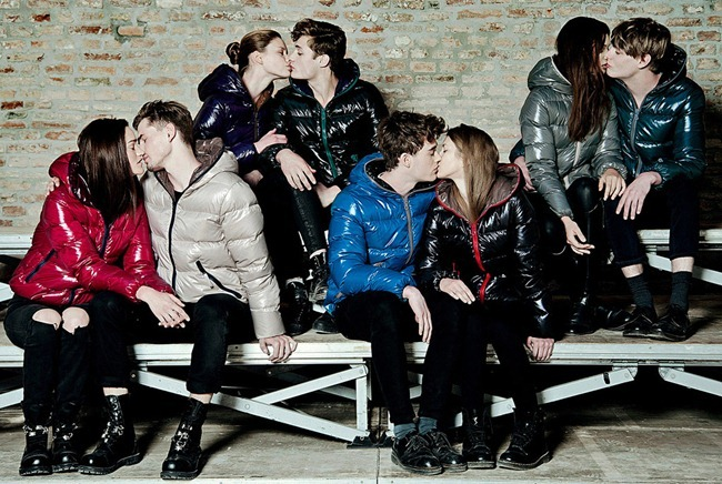 CAMPAIGN Philip Reimers, matthew Poile, Felix Schopgens, Luuk Brans & Kim Kraglund for Duvetica Fall 2012. www.imageamplified.com, Image Amplified (9)