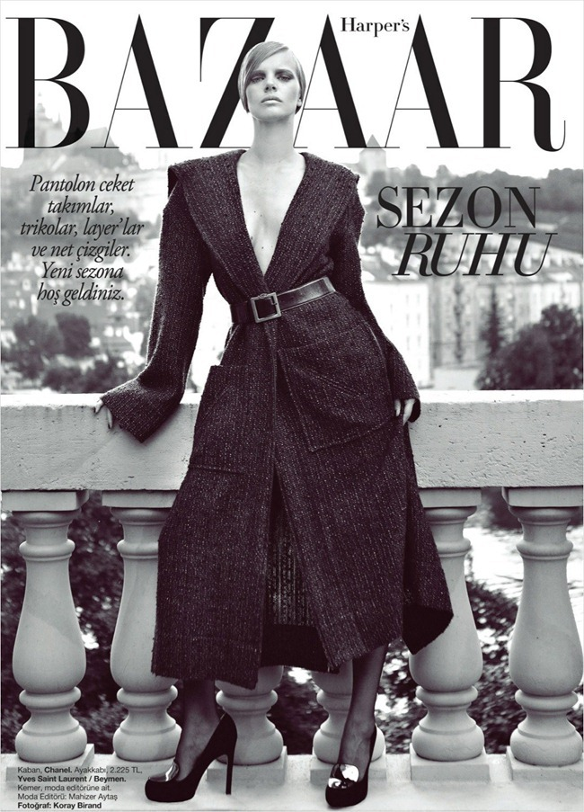 HARPER'S BAZAAR TURKEY Marloes Horst in Hitting the Ground by Koray Birand. Mahizer Aytas, September 2012, www.imageamplified.com, Image Amplified (29)