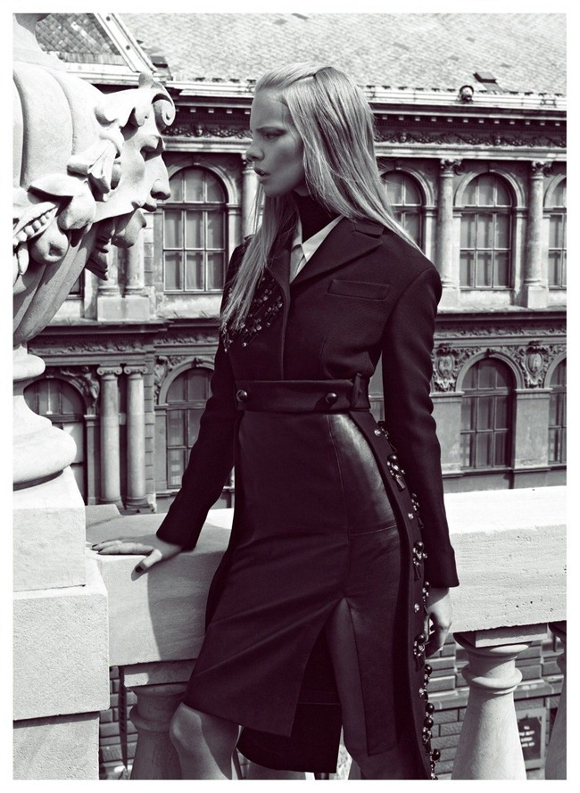 HARPER'S BAZAAR TURKEY Marloes Horst in Hitting the Ground by Koray Birand. Mahizer Aytas, September 2012, www.imageamplified.com, Image Amplified (21)