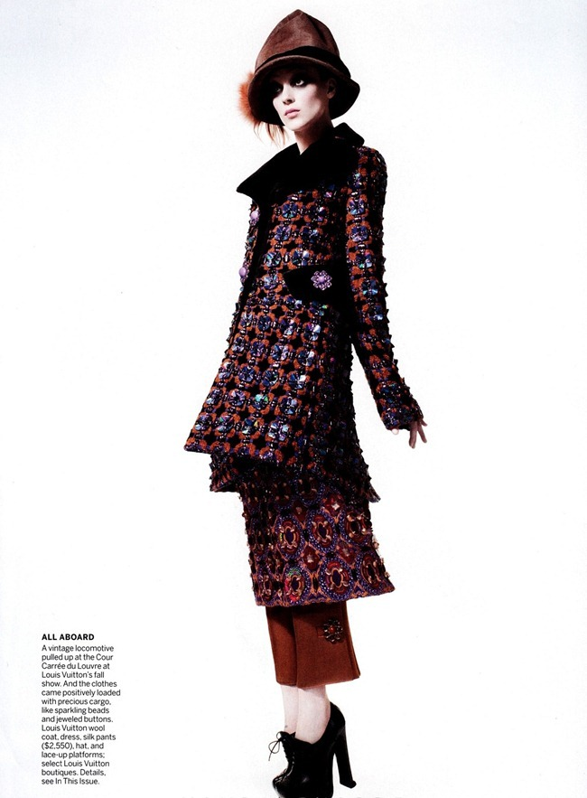 Vogue Magazine Kati Nescher In The New Normal By Photographer