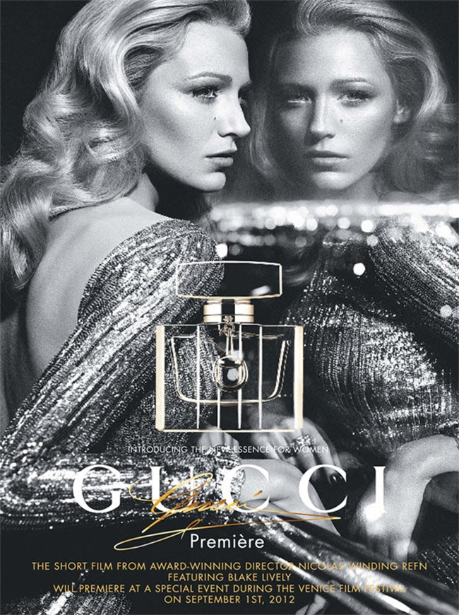 CAMPAIGN Blake Lively for Gucci Première by Mert & Marcus. www.imageamplified.com, Image Amplified