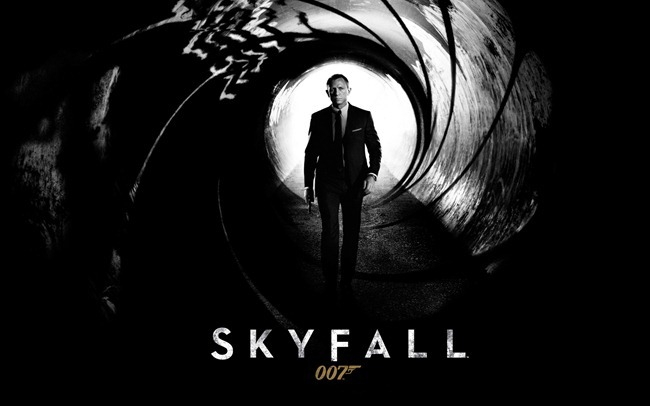CINEMA SCAPE 007 Skyfall, Starring Daniel Craig, Judy Dench & Helen McCrory, Out November 9, 2012. www.imageamplified.com, Image Amplified (1)