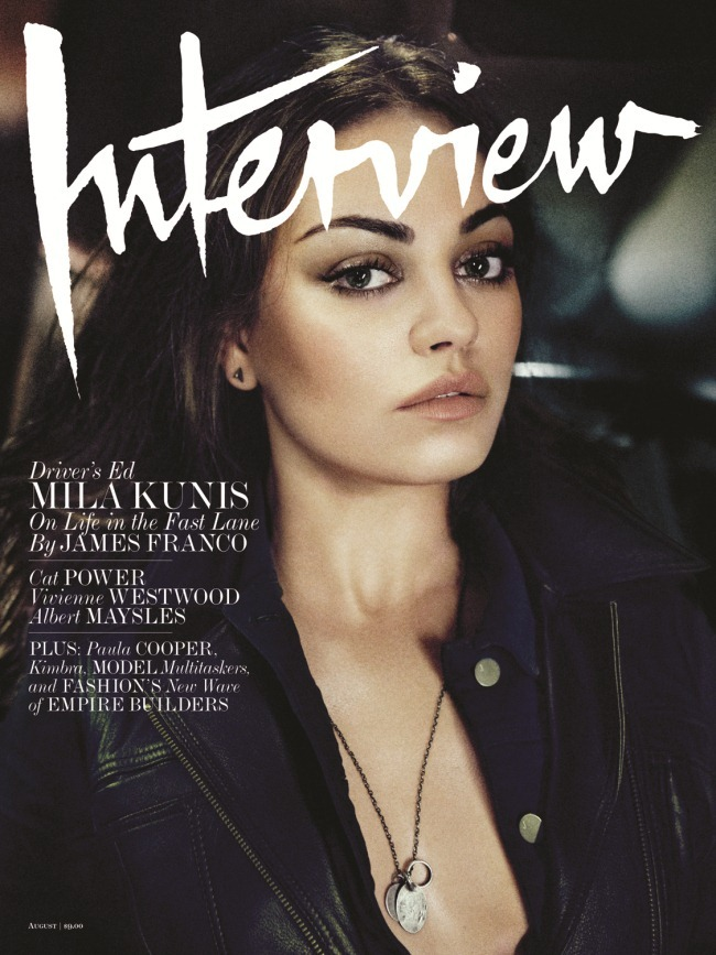 INTERVIEW MAGAZINE- Mila Kunis by Craig McDean. Karl Templer, August 2012, www.imageamplified.com, Image Amplified (7)