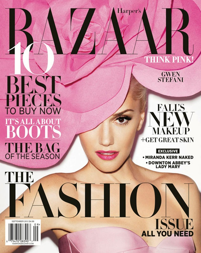 HARPER'S BAZAAR MAGAZIEN Gwen Stefani by Terry Richardson. September 2012, www.imageamplified.com, Image Amplified (9)