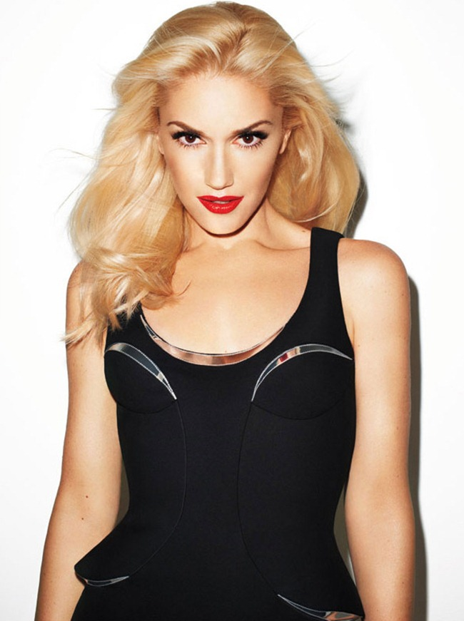 HARPER'S BAZAAR MAGAZIEN Gwen Stefani by Terry Richardson. September 2012, www.imageamplified.com, Image Amplified (2)