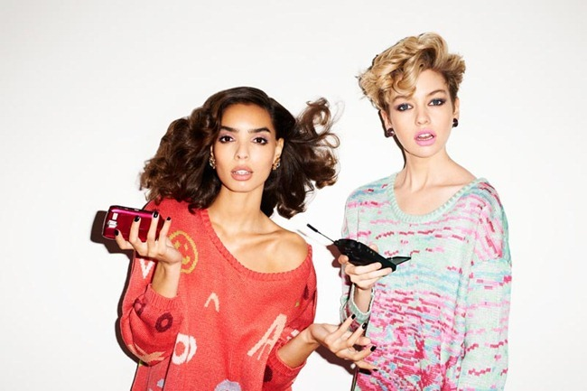 CAMPAIGN- Sabrina Nait & Stella Maxwell for Nasty Gal Fall 2012 by Terry Richardson. www.imageamplified.com, Image Amplified (3)