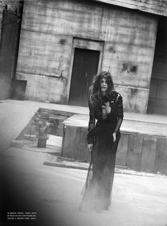VOGUE ITALIA Elisa Sednaoui by Peter Lindbergh. September 2012, Sara Maino, www.imageamplified.com, Image Amplified (5)