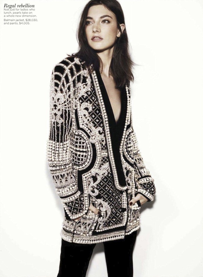 VOGUE AUSTRALIA Jacquelyn Jablonski in View From the Top by Benny Horne. Christine Centenera, September 2012, www.imageamplified.com, Image Amplified (5)