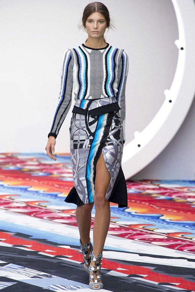 LONDON FASHION WEEK Peter Pilotto Spring 2013, www.imageamplified.com, Image Amplified (1)