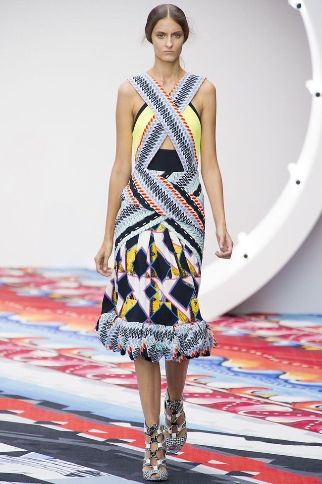 LONDON FASHION WEEK Peter Pilotto Spring 2013, www.imageamplified.com, Image Amplified (8)