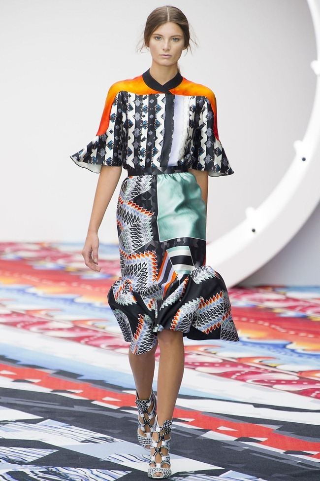 LONDON FASHION WEEK Peter Pilotto Spring 2013, www.imageamplified.com, Image Amplified (12)