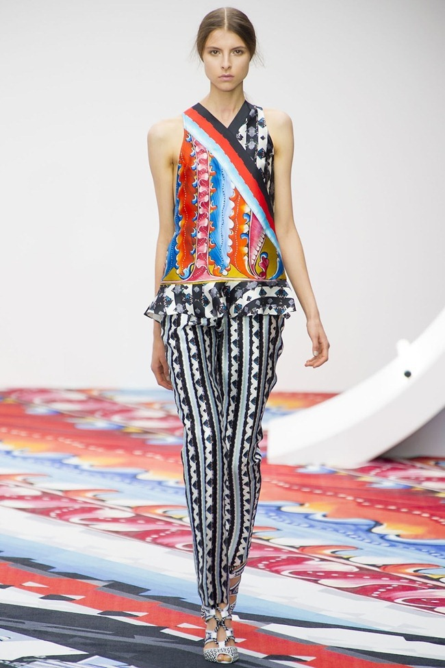 LONDON FASHION WEEK Peter Pilotto Spring 2013, www.imageamplified.com, Image Amplified (17)