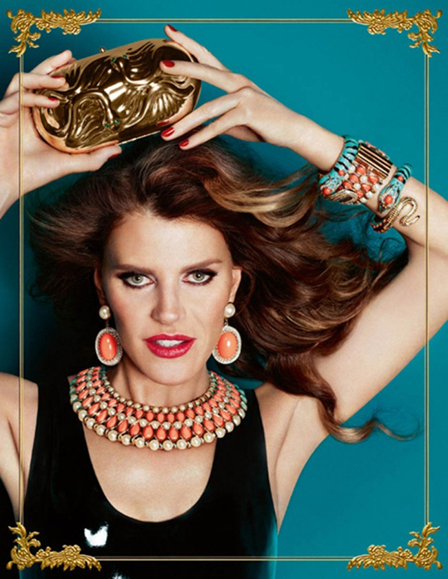 CAMPAIGN Anna Dello Russo at H&M Fall 2012 by Mert & Marcus. www.imageamplified.com, Image Amplified (4)