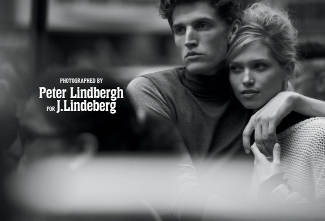 CAMPAIGN Andre Feulner for J. Lindeberg Fall 2012 by Peter Lindbergh. www.imageamplified.com, Image Amplified (3)