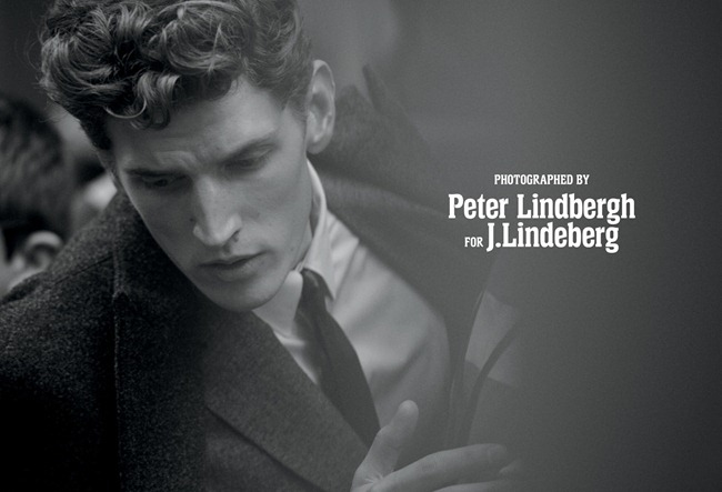 CAMPAIGN Andre Feulner for J. Lindeberg Fall 2012 by Peter Lindbergh. www.imageamplified.com, Image Amplified (1)