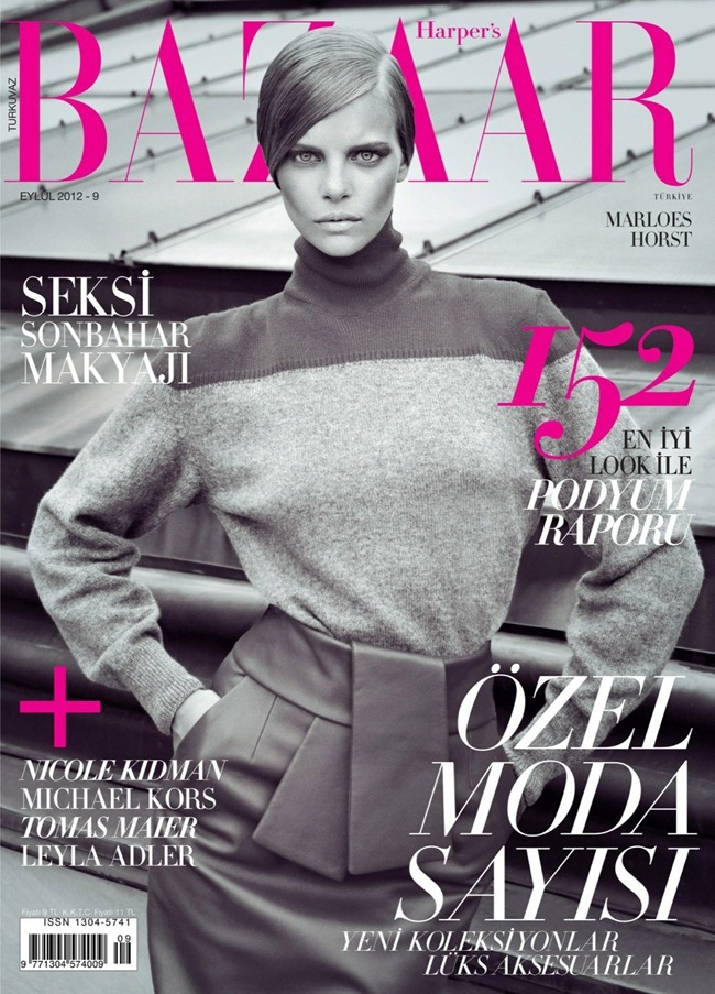 HARPER'S BAZAAR TURKEY Marloes Horst in Hitting the Ground by Koray Birand. Mahizer Aytas, September 2012, www.imageamplified.com, Image Amplified (31)