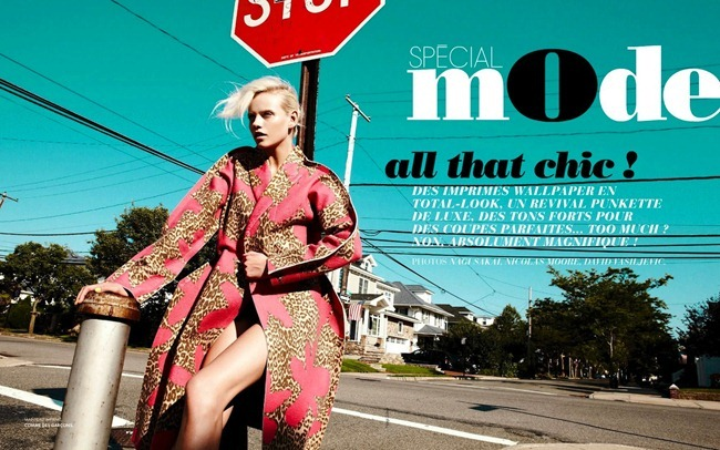 ELLE FRANCE Ginta Lapina in All That Chic by Nagi Sakai. Michele Beaurenaut, August 2012, www.imageamplified.com, Image Amplified (27)