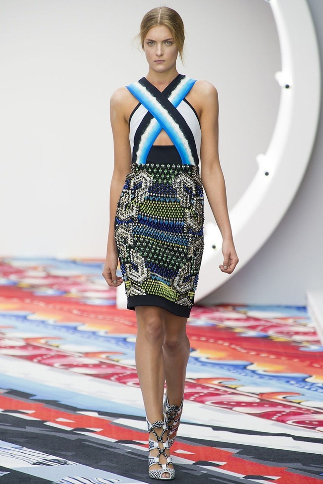 LONDON FASHION WEEK Peter Pilotto Spring 2013, www.imageamplified.com, Image Amplified (25)