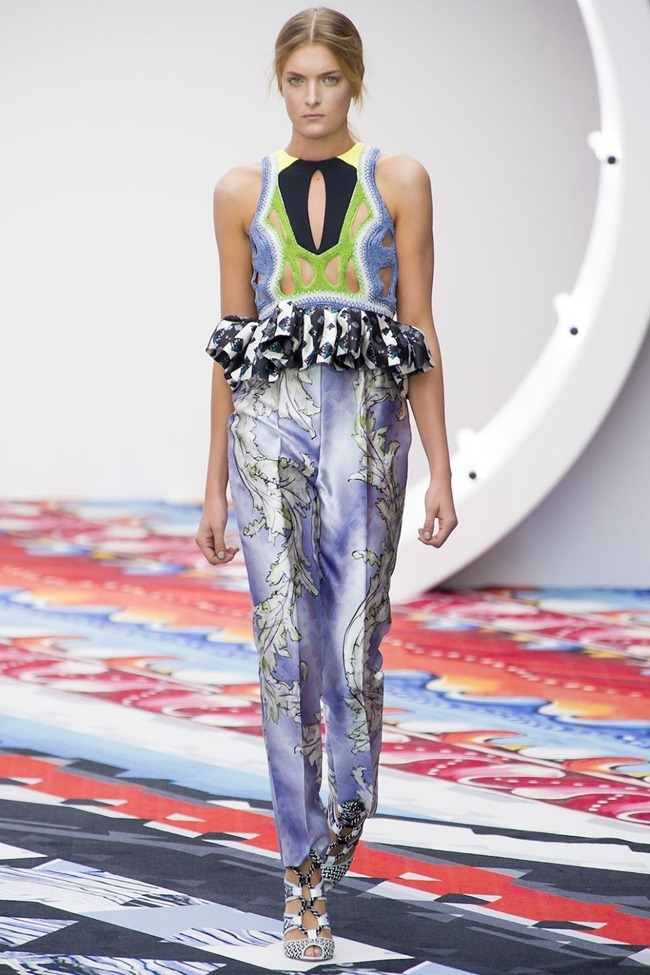 LONDON FASHION WEEK Peter Pilotto Spring 2013, www.imageamplified.com, Image Amplified (6)