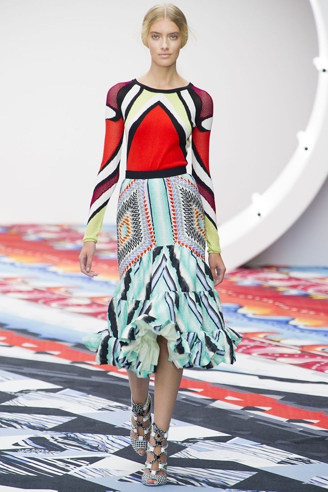 LONDON FASHION WEEK Peter Pilotto Spring 2013, www.imageamplified.com, Image Amplified (13)