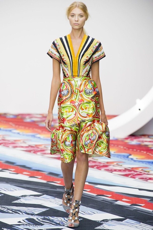 LONDON FASHION WEEK Peter Pilotto Spring 2013, www.imageamplified.com, Image Amplified (16)