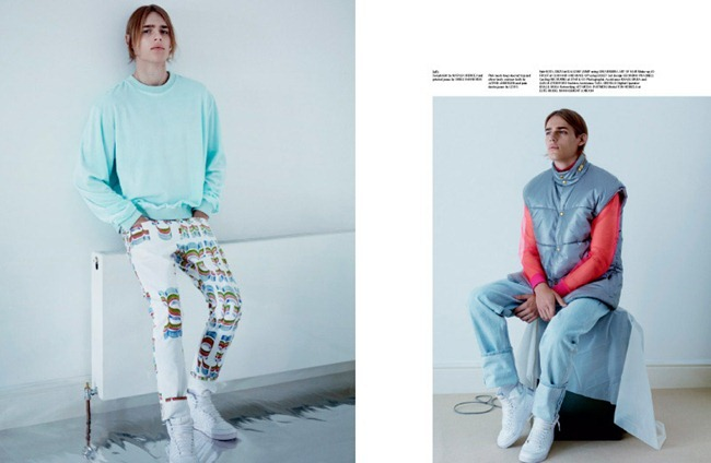 WONDERLAND MAGAZINE Ton Heukkels by Laurence Ellis. Toby Grimditch, www.imageamplified.com, Image Amplified (3)